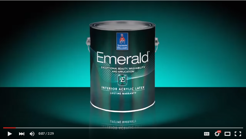 Emerald Interior And Exterior Paints | Sherwin Williams