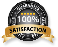 All American Exteriors is committed to 100% customer satisfaction.